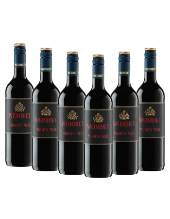 WEIN DES MONATS MIGHTY RED